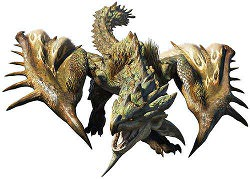 MHWorld Rathian