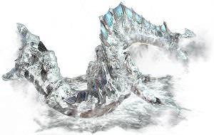 MH3Gアグナコトル亜種 金冠