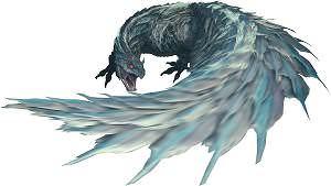 魔物獵人世界 飛雷龍