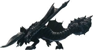 MHWorld Black Diablos