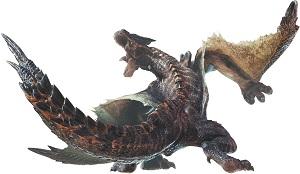 MHWティガレックス亜種 金冠